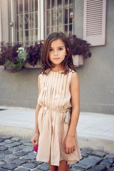 Enfant Street Style by Gina Kim Photography Lamantine Paris dress