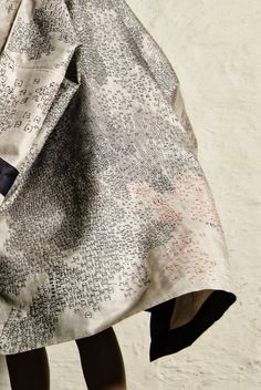 """Swati Kalsi  is a Textile and Fashion Designer who was born in Delhi.   """" A hand has a brain of its own, It can think..."""