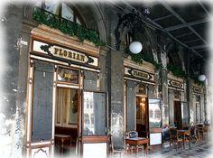 Historic Venice coffee shop - Cafè Florian