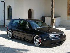 VW Golf GTi MKIV