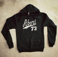$30 gets you a premium #abort73 #vandy hooded #sweatshirt. #madeinusa #americanapparel Full URL on back. #beawitness #wearahoody #stopabortion http://www.abort73.com/gear/hoodies/abort73_vandy/ | Flickr - Photo Sharing!