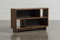 """I like this for the end table to hold the TV  Bristol Console Table - 49""""W x 13""""D x 29""""H"""