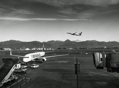 Bergamo Airport, IT by Thomas Brüggemann on 500px