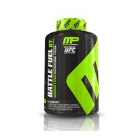 Back in stock!!  just 32.99, free shipping and samples with all orders!!   MusclePharm: Battle Fuel XT 160ct. free shipping!