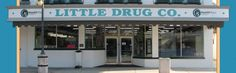 Little Drug Company- check out an old time lunch counter drug store on canal st. You'll know NSB is special...