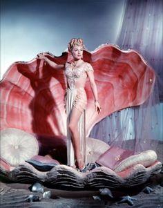 0389 Mermaid Lana Turner 1955 Il Figliuol Prodigo (Richard Thorpe-1955)