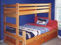 Welcome to Way Out Bunk Beds