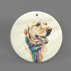 Color Printing Dog White Mother of Pearl Shell Pendant Necklace J1705 0094 #ZL #Pendnat