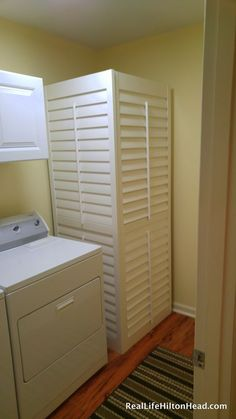 """The """"Plantation Shutters Screen"""": I HAVE to HAVE this!"""