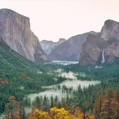 Yosemite. It's always Yosemite. It's like the new Vance Creek Viaduct. Photo by @erubes1 #liveauthentic #livefolk @folkmagazine @buyfolk