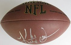 Kurt Warner, St Louis Rams, Arizona Cardinals, Signed, Autographed, NFL Football, a Coa with the Proof Photo of Kurt Signing Will Be Included with the Football