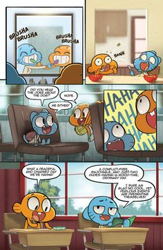 Naked The Amazing World Of Gumball