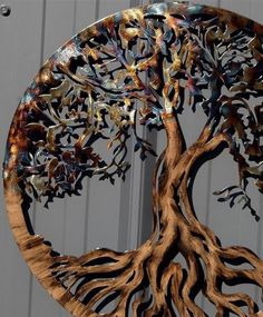 Yoga Art Tree Of Life