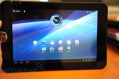 Toshiba Thrive...I still like my laptop and use both of them...