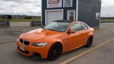 The 2013 BMW M3 Lime Rock Park Edition - only 200 in existence & possibly the last M3 coupe we'll ever see made!
