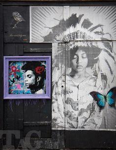 Love Symbol #2 • London 2016 <small> Artist - Pegasus. Installed April…