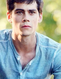 Dylan O'Brien, holy shit....I remember when you were Stiles...cute then hot now but still love ya nonetheless