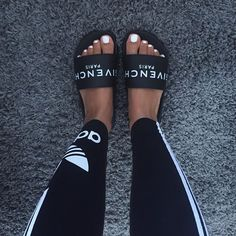 YAS! Givenchy slides
