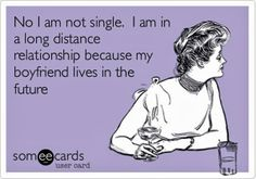 hahahahahahahahah... Along stalking relationship is tough...