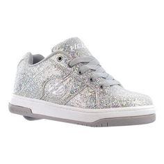 Children's Heelys Split /Disco Glitter
