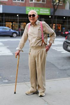 humans of NY.  I only pinned this because it looks, from the nose down, like my dad.