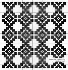 図案 | ページ 7 | 風標 (new!) Embroidery Thread, Cross Stitch Embroidery, Embroidery Patterns, Cross Stitch Patterns, Tapestry Crochet Patterns, Knitting Patterns, Fair Isle Knitting, Knitting Socks, Zig Zag Crochet