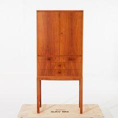 Auktion | Carl Malmsten | Stockholms Auktionsverk Online | 790200 Music Stuff, Stockholm, Chair, Furniture, Home Decor, Home, Auction, Decoration Home, Room Decor
