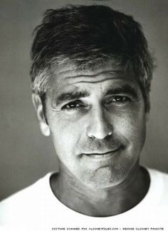 George Clooney would look really nice in my house!........just saying!