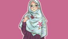 3171 Best Kumpulan Kartun Images In 2020 Anime Muslimah Islamic Cartoon Cartoon Download