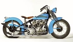 1937 Blue Small Tank Crocker