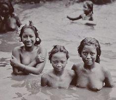 Old Photography, Photography Lessons, Portrait Photography, Tribal People, Tribal Women, Aboriginal Children, Bali Girls, Minangkabau, Philippine Women