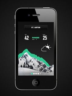 Inspiration mobile #4 : interfaces et applications   Blog du Webdesign