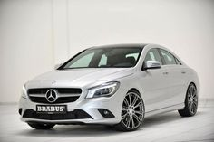 Mercedes Benz CLA   Hi-Res Gallery: Mercedes-Benz CLA by Brabus (12 pictures)