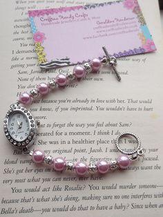 Beaded Watch Bracelet