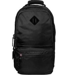 Shop LEXDRAY Black Copenhagen Backpack at HBX. Free Worldwide Shipping available.
