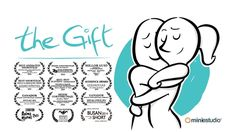 The gift / shortfilm  The Gift is the story of an ordinary couple, when he gives her a small sphere pulled out his chest, she can't separate herself from her new gift… even after they break up.  tags: animacion 2d traditional awesome stunning corto corto animado cortometraje short