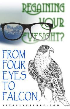 You CAN improve your eyesight naturally with these simple 6 eye exercises. vitalivesfree.com