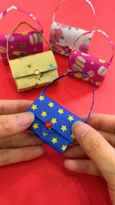 Diy Crafts Hacks, Easy Diy Crafts, Diy Home Crafts, Diy Arts And Crafts, Creative Crafts, Wood Crafts, Creative Products, Paper Crafts Origami, Paper Crafts For Kids