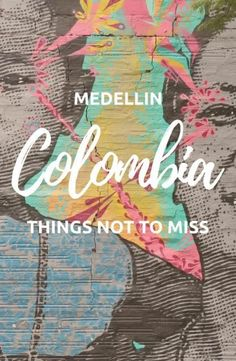 Looking for the best things to do in Medellin, Colombia? Make sure you check out these activities that you shouldn't leave Medellin without trying first. South America Destinations, South America Travel, Travel Destinations, Holiday Destinations, Travel Guides, Travel Tips, Travel Log, Travel Checklist, Travelling Tips