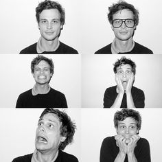 Matthew Gray Gubler. I was watching criminal minds one night... my dad told me that Matthew is the type of nerd he could see me marrying. I wouldn't mind.