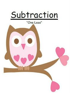 Fern's Freebie Friday ~ Valentines Subtraction One Less {Minus 1} Center Game! #FREEBIE  #TPT
