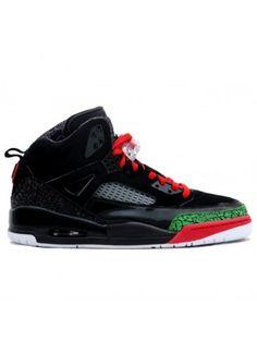 new arrival d74c9 005b5 315371-061 Air Jordan Spizike Black   Red   Green Jordan Retro, Jordan 13