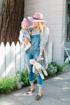 Shop Sweet Things mom baby mother child street style fashion blog