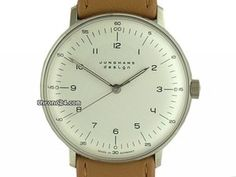 Junghans Max Bill Design Handaufzug 34mm for $ 641 for sale from a Trusted Seller on Chrono24