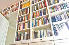 23 Ingenious IKEA BILLY Bookcase Hacks: Epic BILLY Bookcase Storage Hack