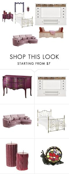 """""""Princess Quality Style Furniture"""" by xdarkgothamx ❤ liked on Polyvore featuring interior, interiors, interior design, home, home decor, interior decorating, Debenhams and Tiffany & Co."""