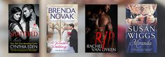 Fall for the mobsters, lords, and businessmen of this week's new romance releases.