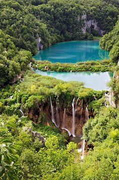 Plitvice lake National Park, Croatia - 20 sights that will remind you how incredible Earth is (Part 2)