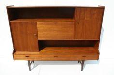 €475 ≥ Vintage / retro kast / wandmeubel jaren 60 - Kasten | Wandmeubels - Marktplaats.nl