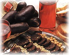 morcilla casera Christmas Appetizers, Smoking Meat, Charcuterie, Preserves, Waffles, Sausage, The Cure, Food And Drink, Pork